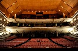 The auditorium of the Thailand Cultural Center