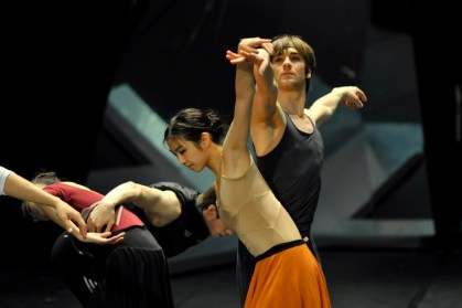 Agnes Su and Friedemann Vogel