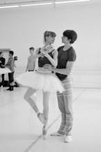 Alicia Amatriain and David Moore