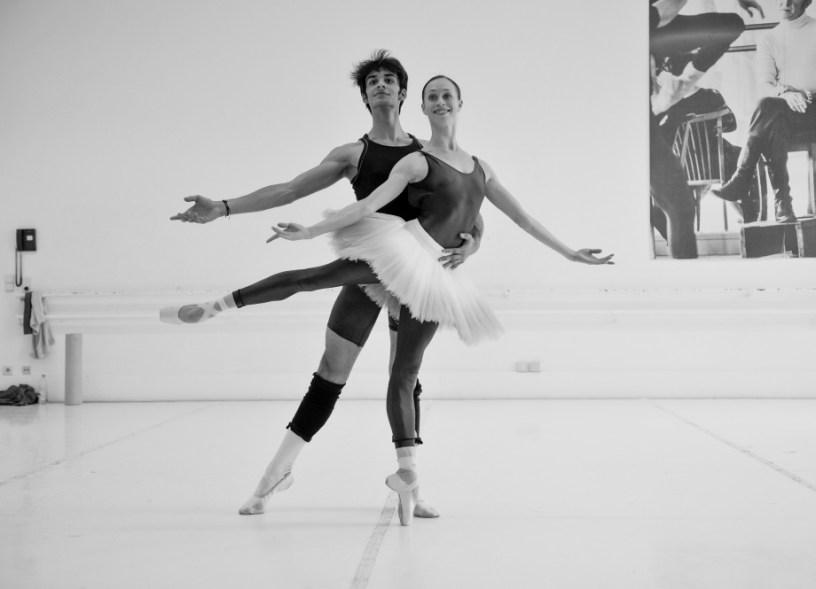 Anna Osadcenko and Constantine Allen
