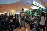 Özkan Ayik: Happy to be in Japan!