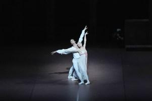 Romeo and Juliet: Miriam Kacerova and Constantine Allen