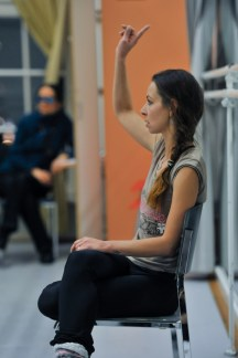 Katarzyna Kozielska at work
