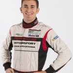 Porsche Motorsport 2015 Daytona 24 preview: Connor de Phillippi, America's only junior Porsche factory driver. Source: PMNA