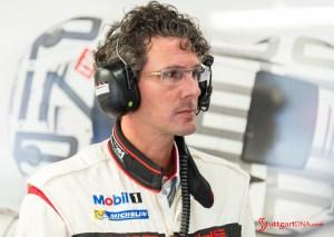 Porsche 2015 Daytona 24 hours: Right-side portrait of Dr. Frank-Steffen Walliser, Head of Porsche Motorsport. Source: Porsche AG