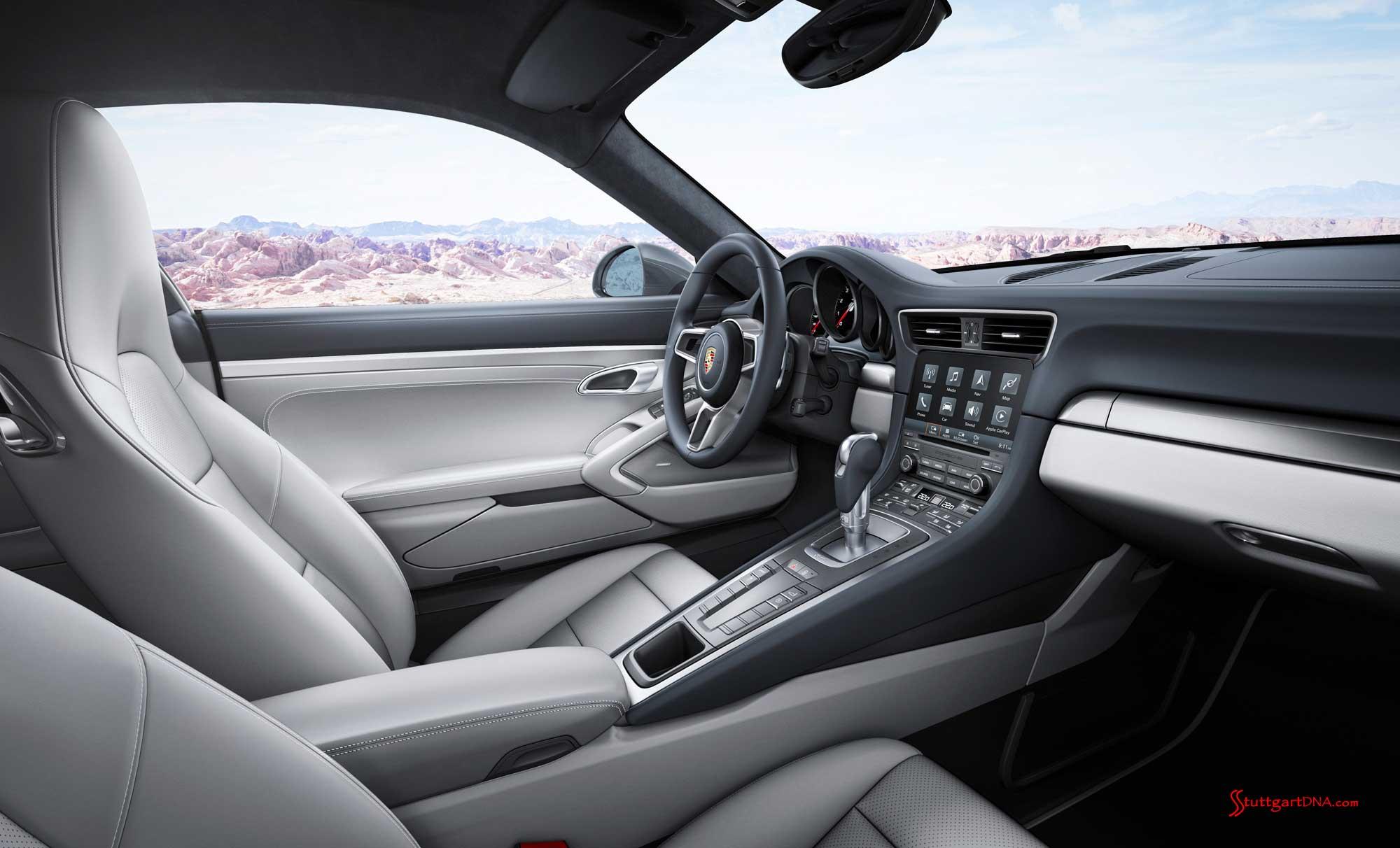 The new 2017 Porsche 911 turbo Carrera 991.2   StuttgartDNA  Porsche Turbo Interior on 2017 porsche 918 turbo, 2017 porsche panamera 4s, 2017 mazda rx-7 turbo, 2017 porsche boxster, 2017 porsche panamera convertible, 2017 porsche roadster, 2017 porsche panamera turbo, 2017 porsche gt3, 2017 porsche cayenne, 2017 porsche cayman, 2017 porsche gt2, 2017 porsche 918 spyder, 2016 porsche cayenne turbo, 2017 ford focus turbo, 2017 porsche panamera gts, blue 911 turbo, 2005 porsche cayenne turbo,