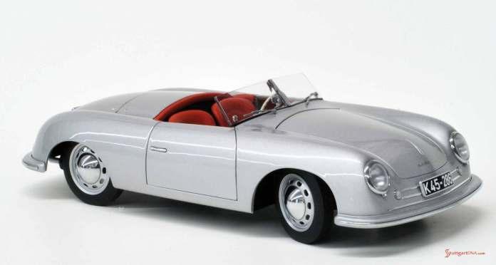 Porsche No-1 model from Porsche Museum Stuttgart. Credit: Porsche AG