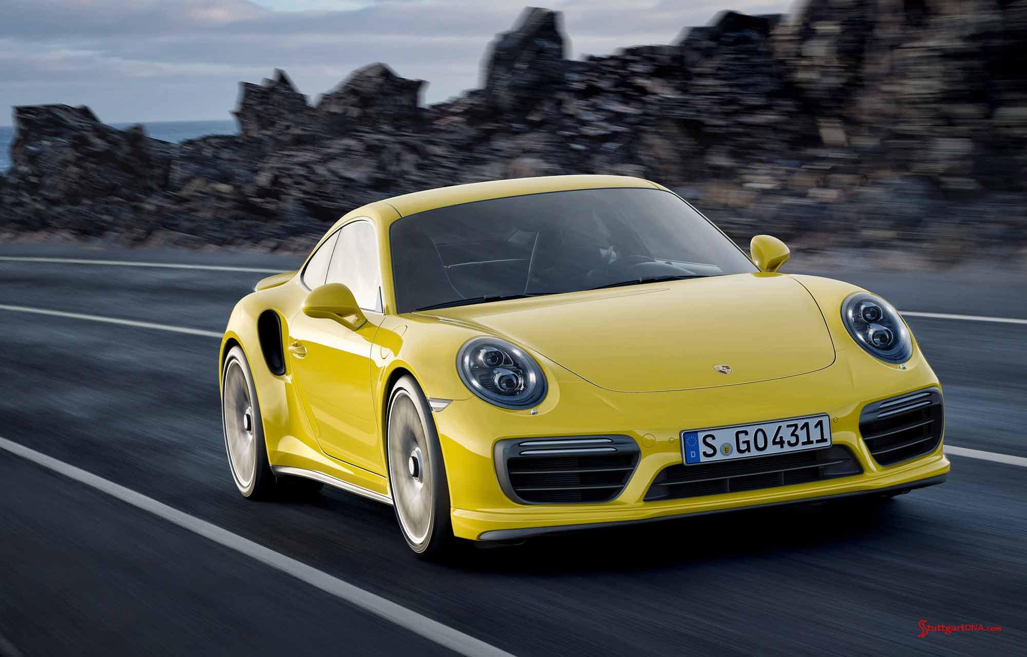 Yellow-2017-991-2-Turbo-coupe-on-rocky-road Mesmerizing Porsche 918 Spyder London Ontario Cars Trend