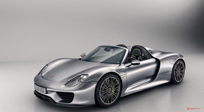 How to choose the best car insurance - Porsche supercars: 918 Spyder, 2014, left front. Credit: Porsche AG