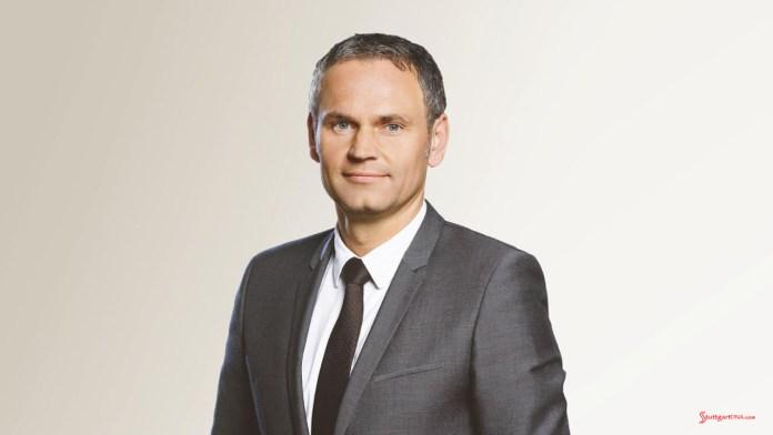 2015 Porsche year in review: Dr. Oliver Blume, new CEO, 2015, Porsche AG. Credit: Porsche AG