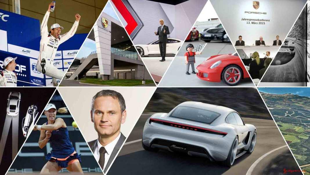 2015 Porsche year in review