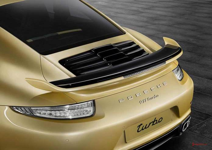 Porsche Certified Pre-Owned (CPO) Program: Porsche 911 Turbo Aerokit. Credit: Porsche AG
