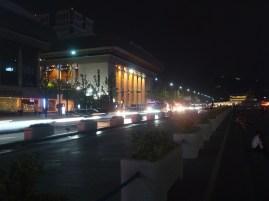 Korea-Gastspiel: DIE KAMELIENDAME - Eindrucksvoll: Das Sejong Center for the Performing Arts