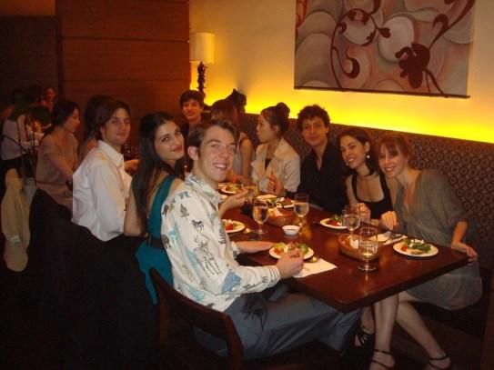 Korea-Gastspiel: DIE KAMELIENDAME - Guten Appetit!