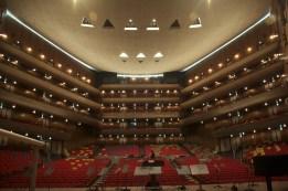 Japan Gastspiel, Das Theater: Bunka Kaikan, Tokyo Foto: Stuttgarter Ballett
