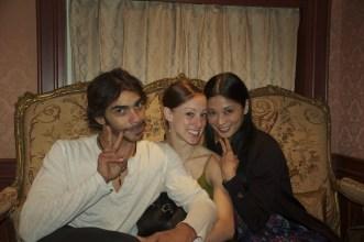 Japan Gastspiel: Jason Reilly, Angelina Zuccarini, Sue Jin Kang, Foto: Stuttgarter Ballett