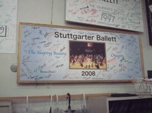 Japan Gastspiel, Erinnerungen an den letzten Besuch 2008, Foto: Stuttgarter Ballett