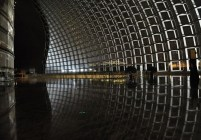 China-Gastspiel, Die Foyers des großen Theaters vor dem Einlass, Foto: Roman Novitzky