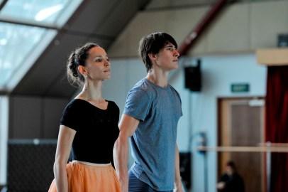 Miriam Kacerova, Alexander Jones im letzten Pas de deux