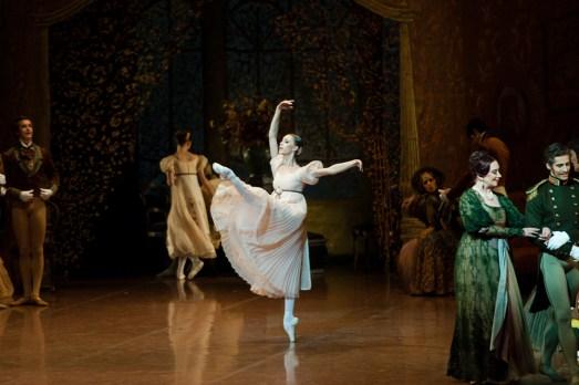 Anna Osadcenko, Solo im 2. Akt