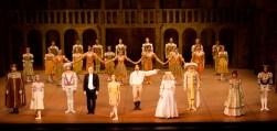Auch nach unserer zweiten Vorstellung in Muscat gabs Standing Ovations!