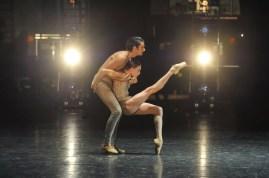 Bei der Gala-Vorstellung: Anna Osadcenko und Constantine Allen in Bite