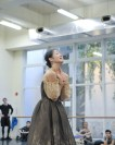 Probe für Onegin: Hyo-Jung Kang als Tajana