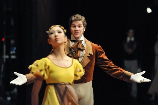 Agnes Su und Matteo-Crockard-Villa