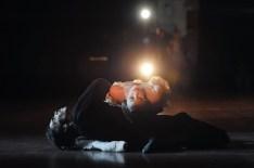 Zum Herzzerreißen: Der Schluss-Pas de deux von Tatjana und Onegin