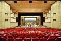 Bald beginnt die Vorstellung: Der Zuschauerraum in Sapporo