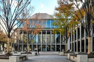 Das letzte Ziel unserer Gastspielreise in Japan: das Hyogo Performing Arts Center in Osaka