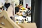 Die Kollegen bei der Arbeit