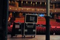 Hier erhascht ihr einen Blick in den Zuschauerraum des Shanghai Grand Theatre