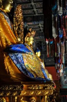 Viele haben den freien Tag für Sightseeing genutzt: Impressionen aus dem Lama Tempel