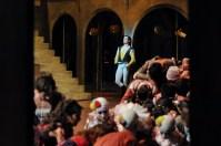 Roman Novitzky als Tybalt: Einmal vor der Kamera, statt immer nur dahinter