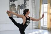 Friedemann Vogel probt Maurice Béjarts Bolero