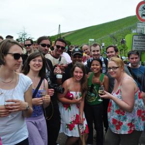 Wine Walk 2012