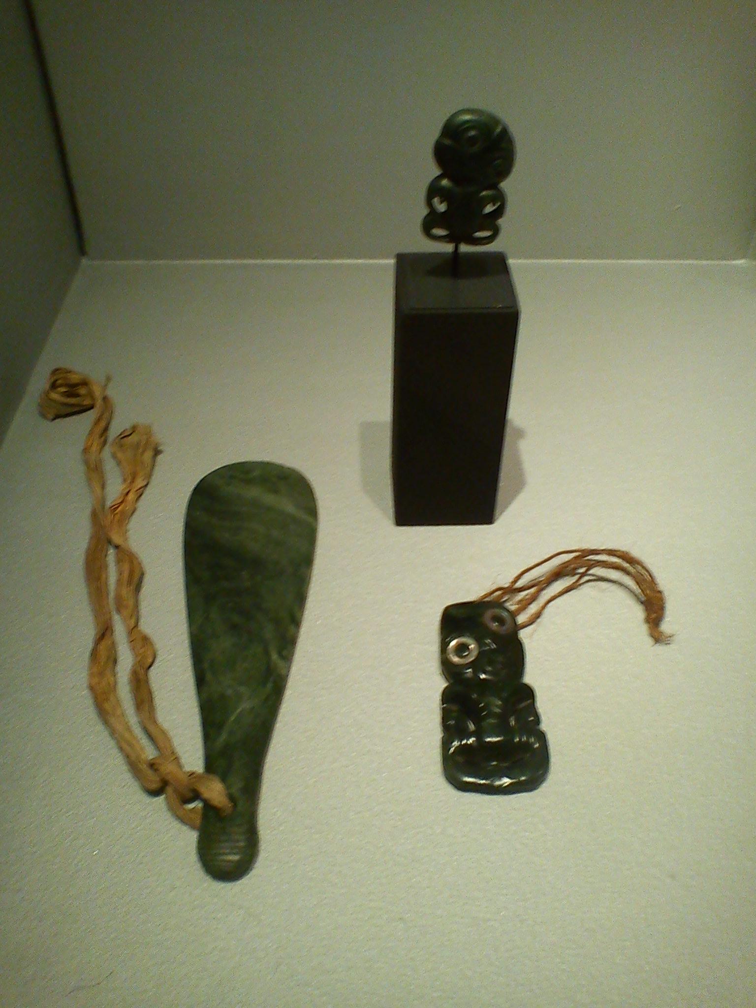 LindenMuseum  Maori Ausstellung  stuttgartlocation