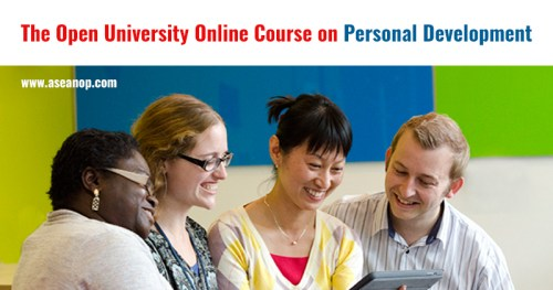 Personal Development Course Online  -   The Open University