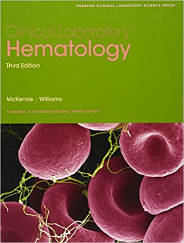 Clinical Laboratory Hematology 3rd Edition pdf