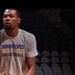 Durant shooting