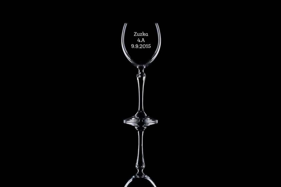 Pohár - Wine 3