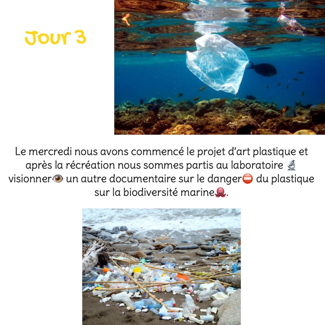 Journal de bord de Julen, Iñaki et Mohamed de 4ème - p4