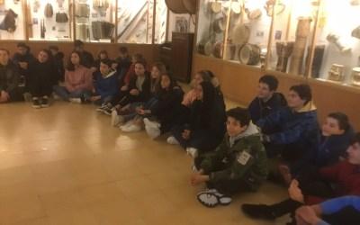 Sortie au musée Soinuenea