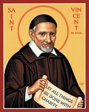 Image result for st vincent de paul