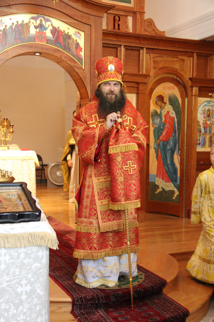 Archbishop Sophrony of Saint Petersburg ROCA