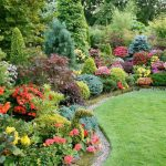 Flower Garden Ideas Full Sun Landscape Design