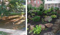 Front-Yard-Ideas-No-Grass | Landscape Design