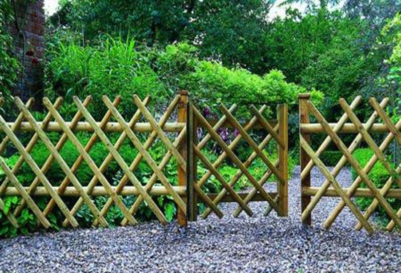 Cheap Garden Fence Cheap Garden Fencing Ideas YouTube Cheap