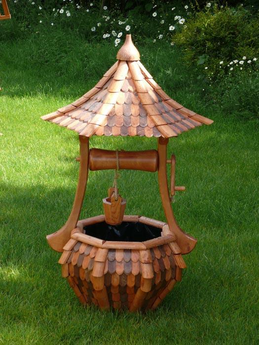 wooden wishing whimsical